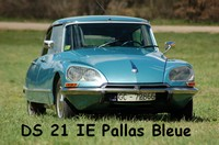 DS 21 IE 1971...